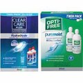 Clear Care® or Clear Care® Plus HG Twin Pack 2x12 oz. or Opti-Free® Puremoist®