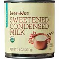 GreenWise Organic Sweetened Condensed Milk
