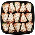 BOAR'S HEAD® BACON CHICKEN RANCH NAAN PLATTER Large Platter