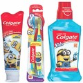 Colgate Kids Toothpaste 4.6 oz., Mouthwash 500 mL or Toothbrush 1 - 2 ct.