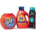 Tide, Tide Pods, or Gain Flings Detergent
