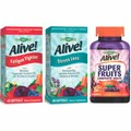 Alive! Vitamins 40 - 90 ct. or Nature's Way Fortify Daily Probiotics 30 ct.