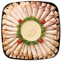 BOAR'S HEAD® TURKEY CAROUSEL Small Platter