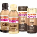 Dunkin' Donuts Iced Coffee 13.7-oz or Shot in the Dark 8.1-oz