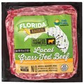 Florida Raised Grass-Fed Ground Beef