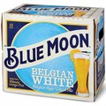 12-Pack Blue Moon or Shock Top Beer