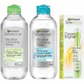 Garnier SkinActive Moisturizers or Cleansers .5 - 23.7 oz., 25 or 100 ct.