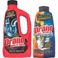 Drano Max Gel 32 oz. or Drano Dual-Force Foamer 17 oz.
