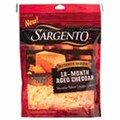 Sargento Reserve 18-Month Aged Shredded Cheddar Cheese