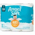 Angel Soft Bathroom Tissue