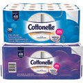 COTTONELLE CleanCare or ComfortCare Bath Tissue 24 Double Roll