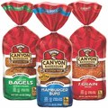 Canyon Bakehouse Gluten Free Bread 18-oz, Buns 12-oz or Bagels 14-oz