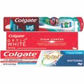 Colgate Total 4.8 oz., Total Advanced 3.4 oz. or Optic Stain Fighter Toothpaste 4.2 oz.