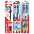 Colgate 360º or Max White Manual Toothbrush 2 or 4 pk.