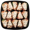 BOAR'S HEAD® BACON CHICKEN RANCH NAAN PLATTER Medium Platter