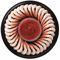 SHRIMP RING Large Platter