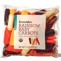 GreenWise Organic Baby Cut Rainbow Carrots