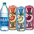 Dasani 1-L or Peace Tea 23-oz