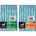 """I and love and you"" NAKED ESSENTIALS Lamb & Bison or Chicken & Duck Dry Dog Food 4 lb."