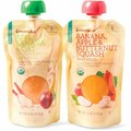 GreenWise Organic Baby Food Pouches