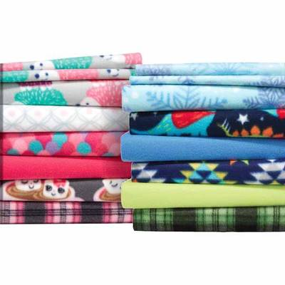 Blizzard Fleece Solids & Prints