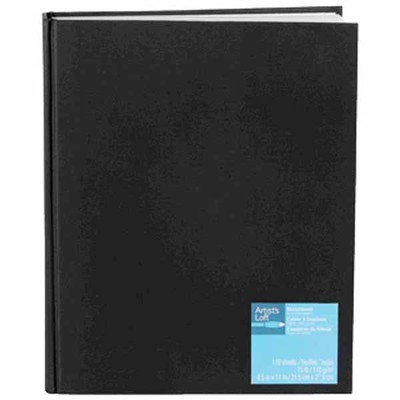 "8 1/2"" x 11"" Hardcover Sketchbooks"