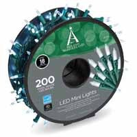 Holiday Wonderland® LED Light Reels 200 ct. Mini Lights