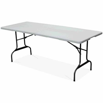 GSC® Technologies 6 ft. Deluxe Folding Table