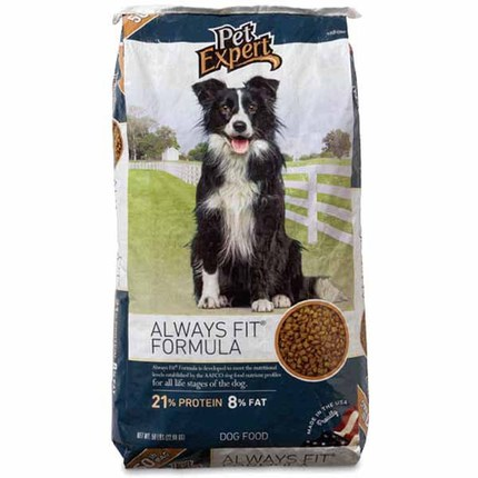 Pet Expert® 50 lb. Dog Food