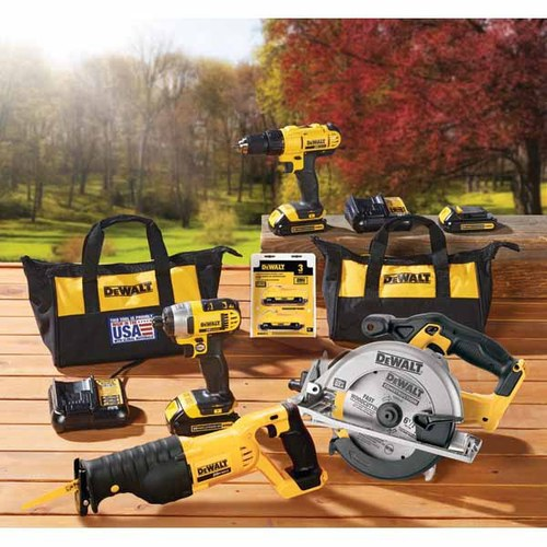 DeWalt® 20 Volt MAX Lithium-Ion Power Tools