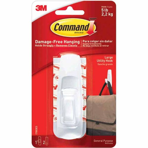 select 3M Command™ Adhesive Hooks