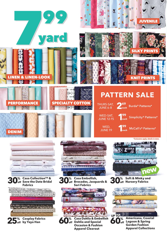 035f84fc92e Shoplocal - Deals at Jo-Ann Stores