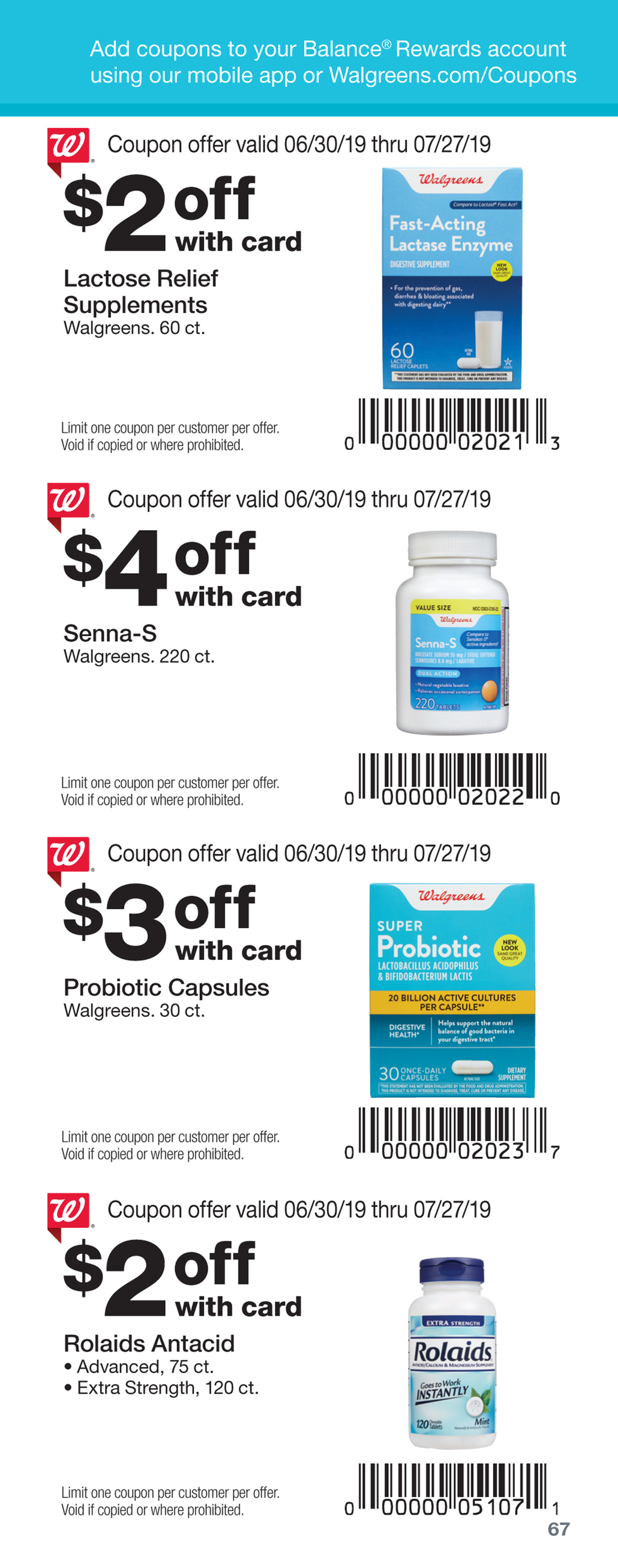 Shoplocal - Walgreens