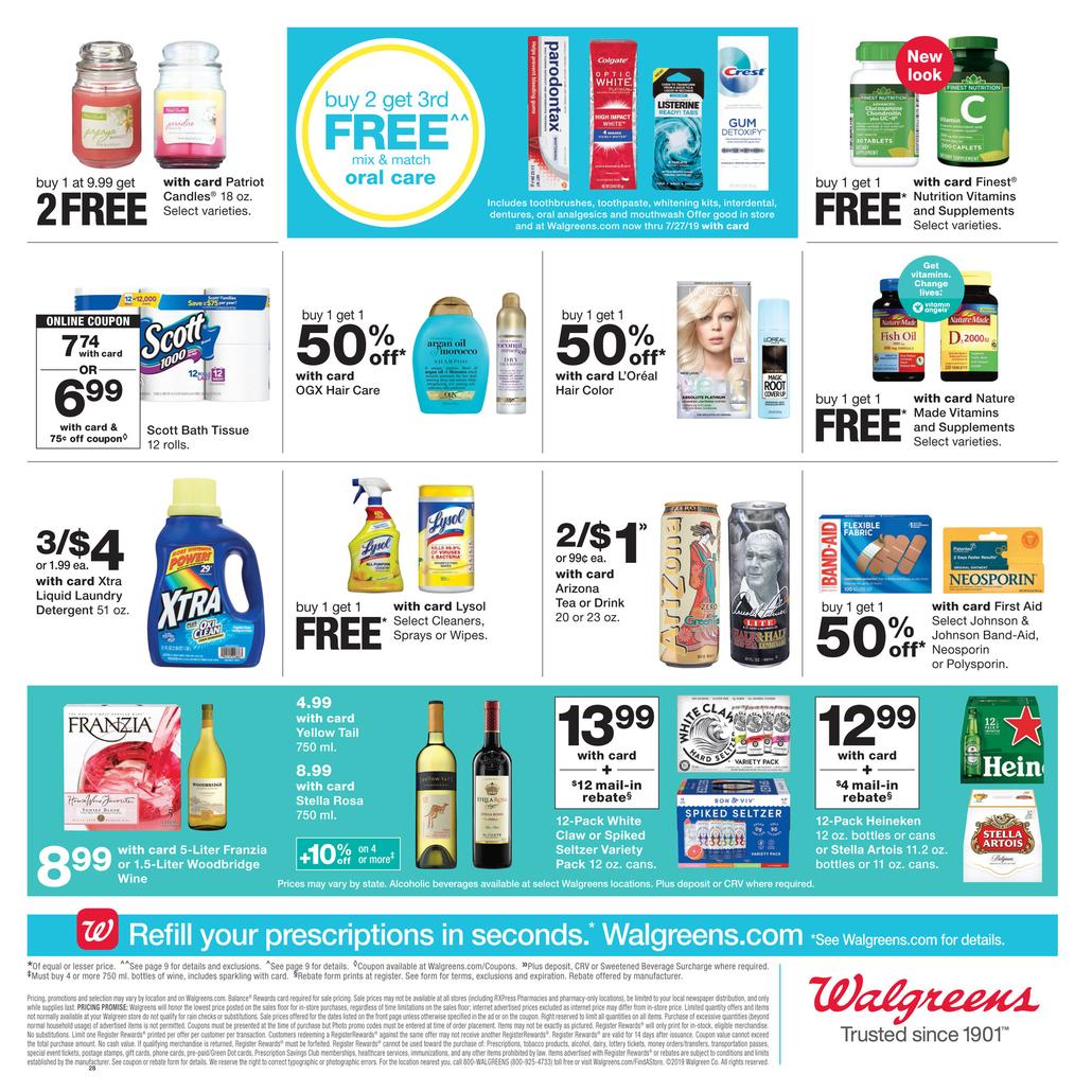 Shoplocal - Walgreens