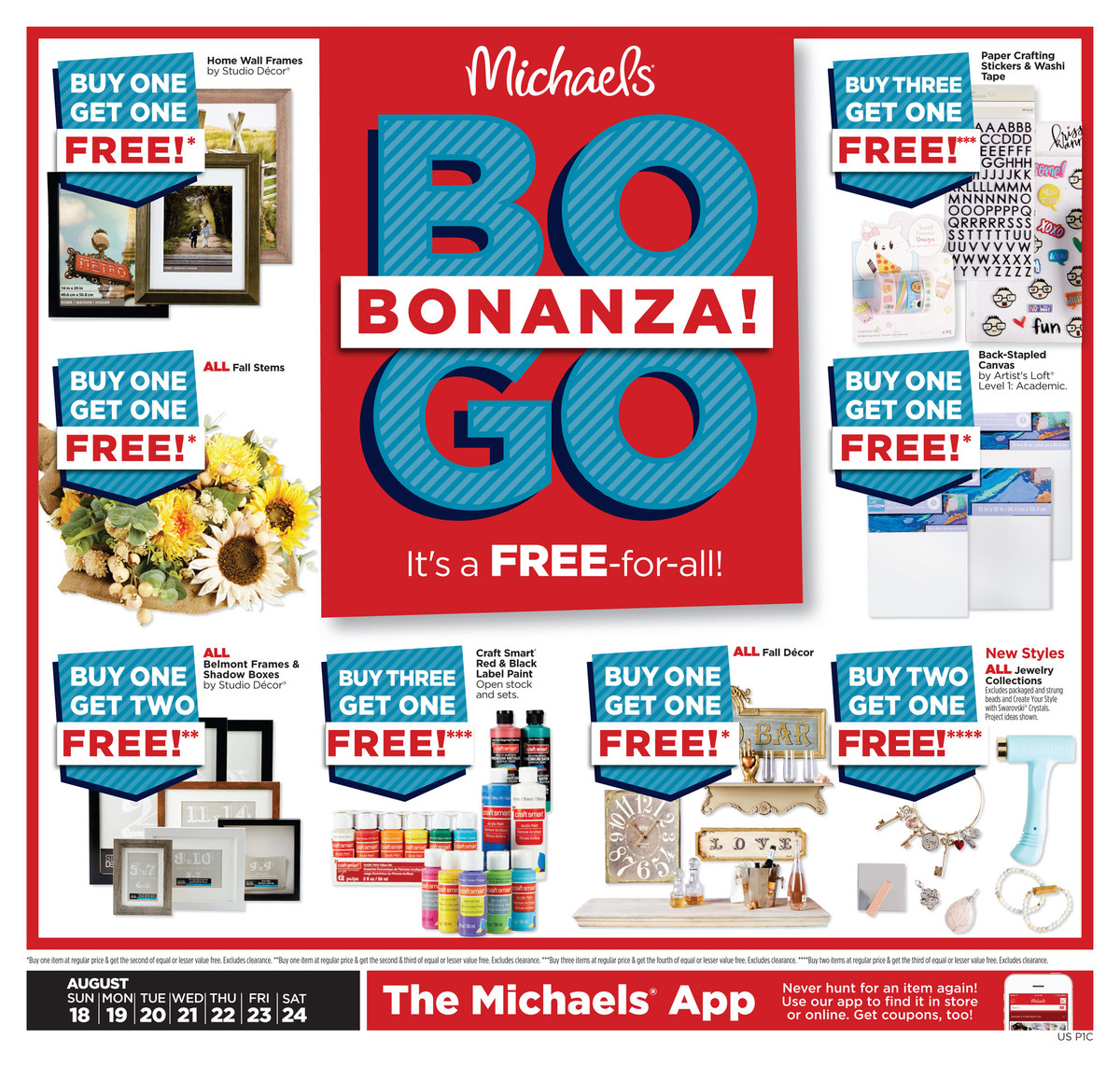 Weekly Ad | Michaels