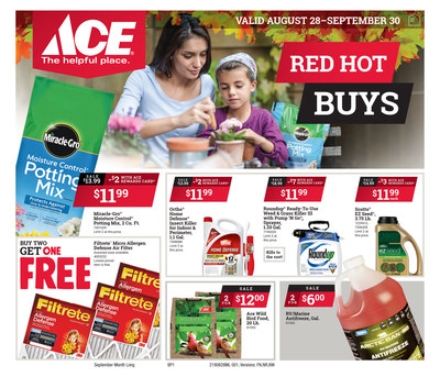 AceHardware Weekly Ad - Linden