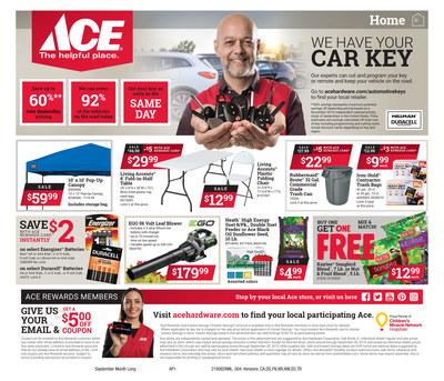 AceHardware Weekly Ad - Carroll