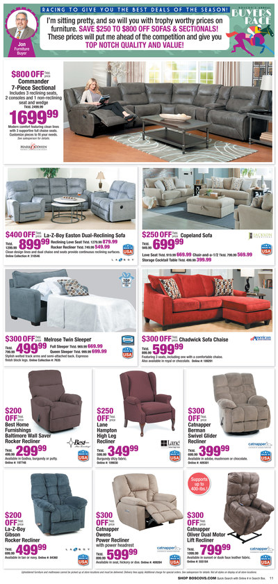 Miraculous Boscovs Weekly Ad Exton Gmtry Best Dining Table And Chair Ideas Images Gmtryco