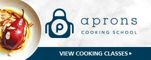 2019 Aprons Q2 Cooking School