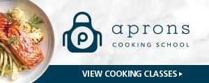 2019 Aprons Q1 Cooking School